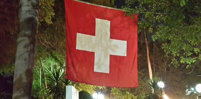 Swiss National Day – Dinner Celebration 01/08/2016